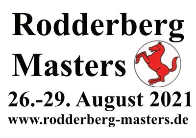 Rodderberg Masters 2021 Logo